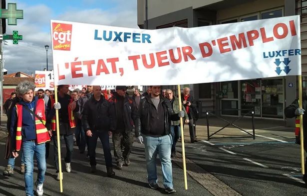 Relocalisation : Luxfer doit rouvrir